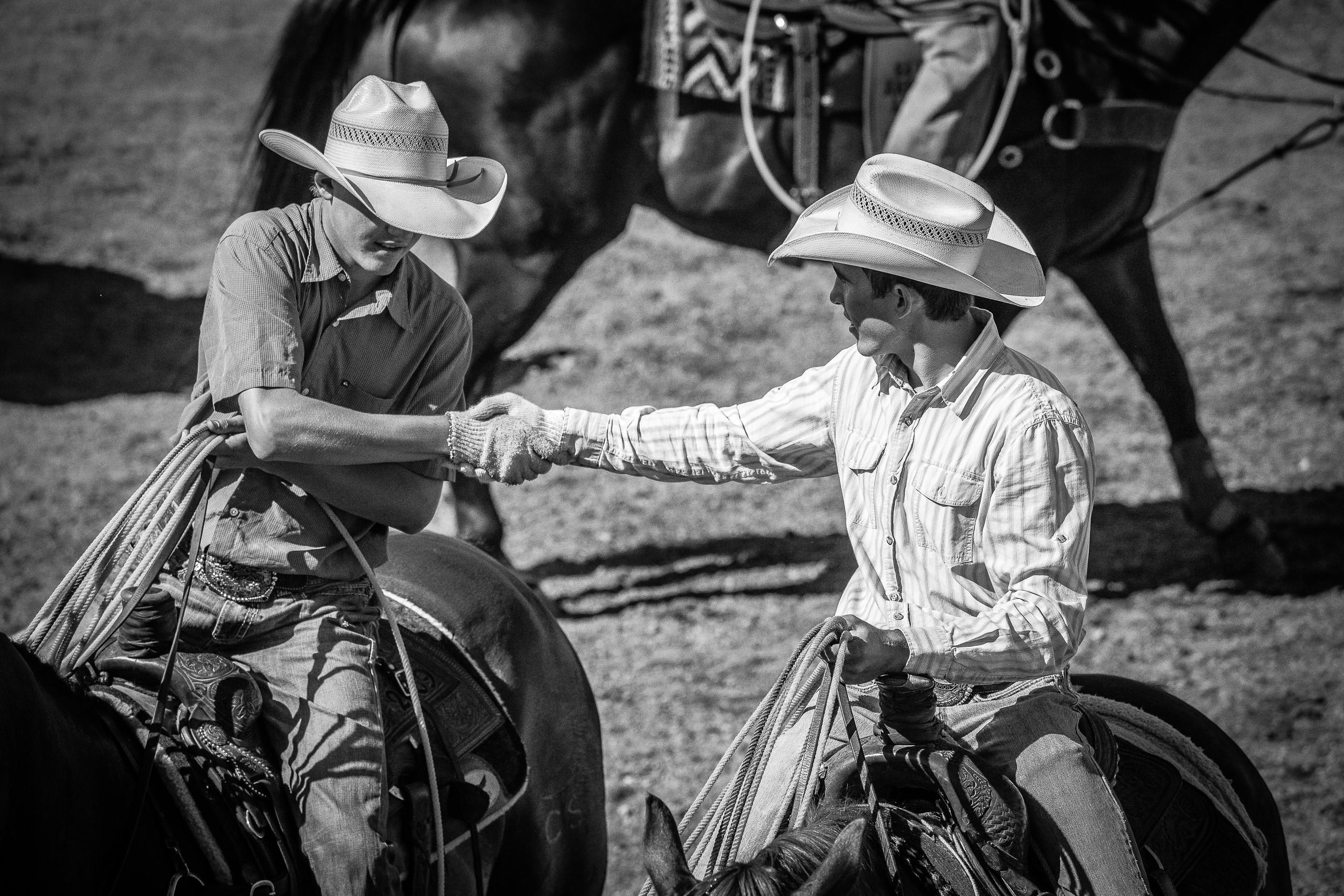 A Cowboy's Ethic