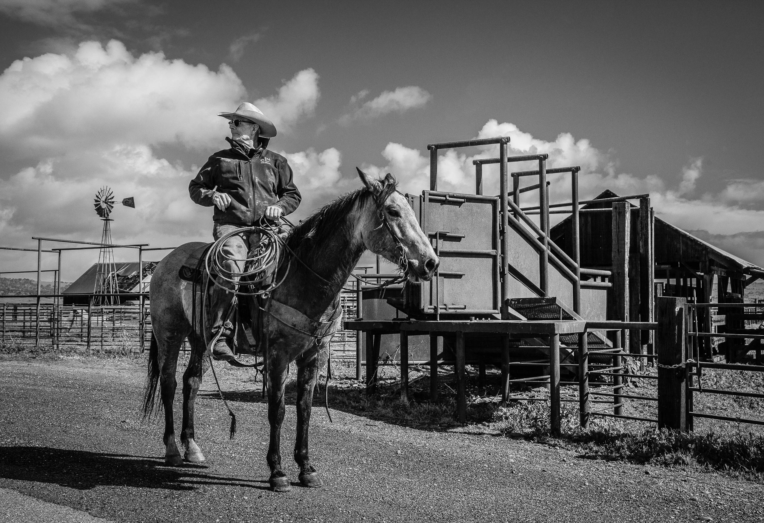 Joe Murray - Rancher