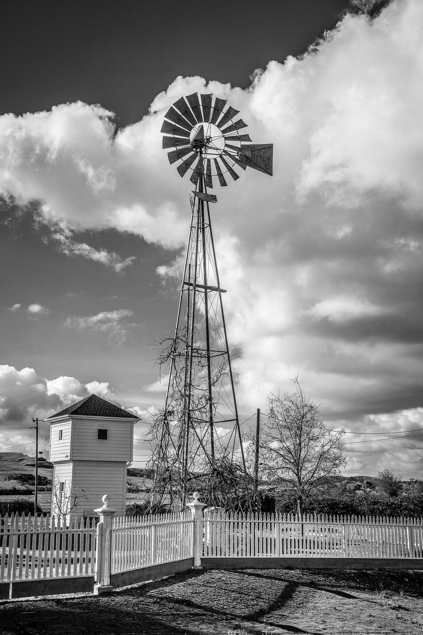 Cloud Mill