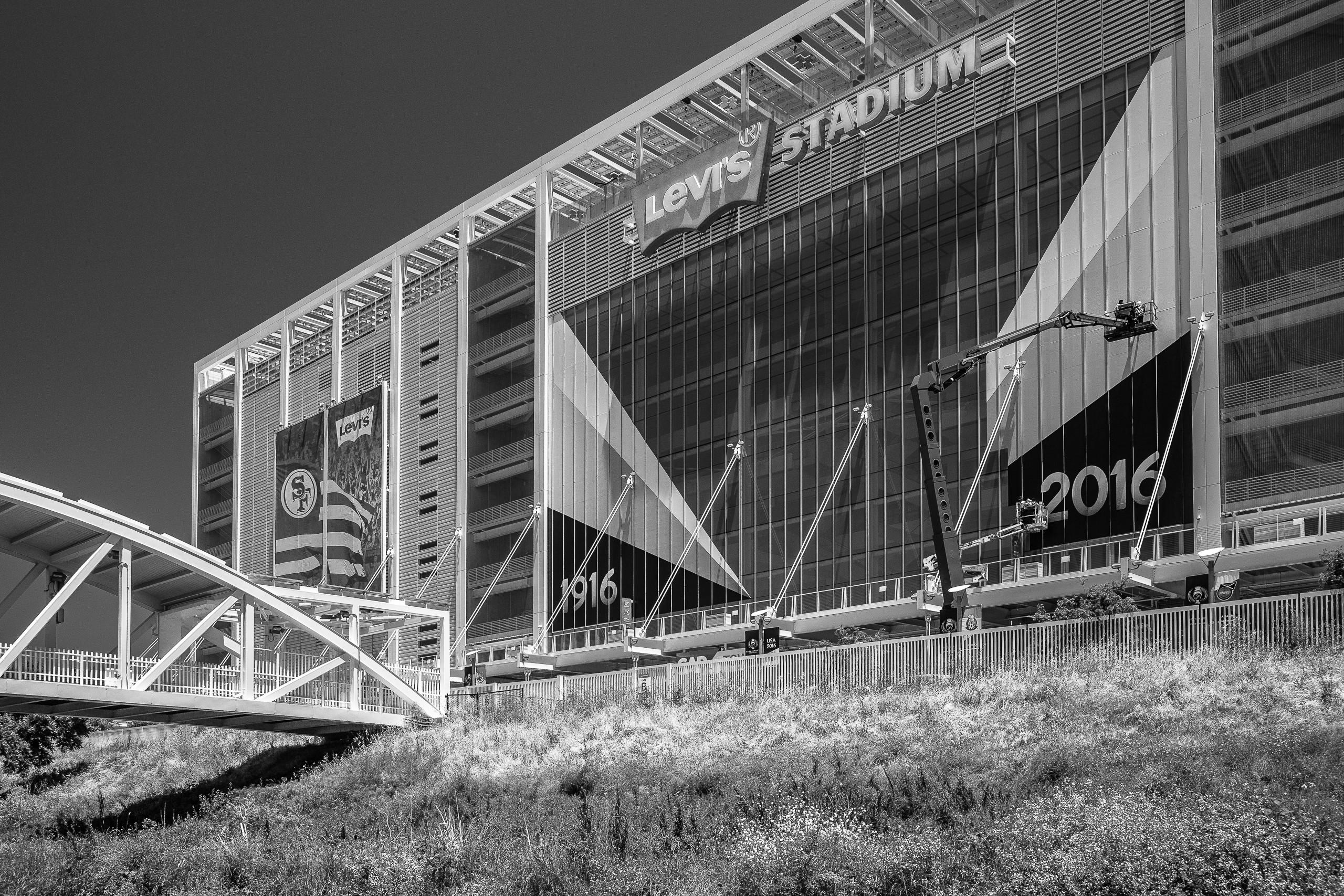 A Banner Stadium