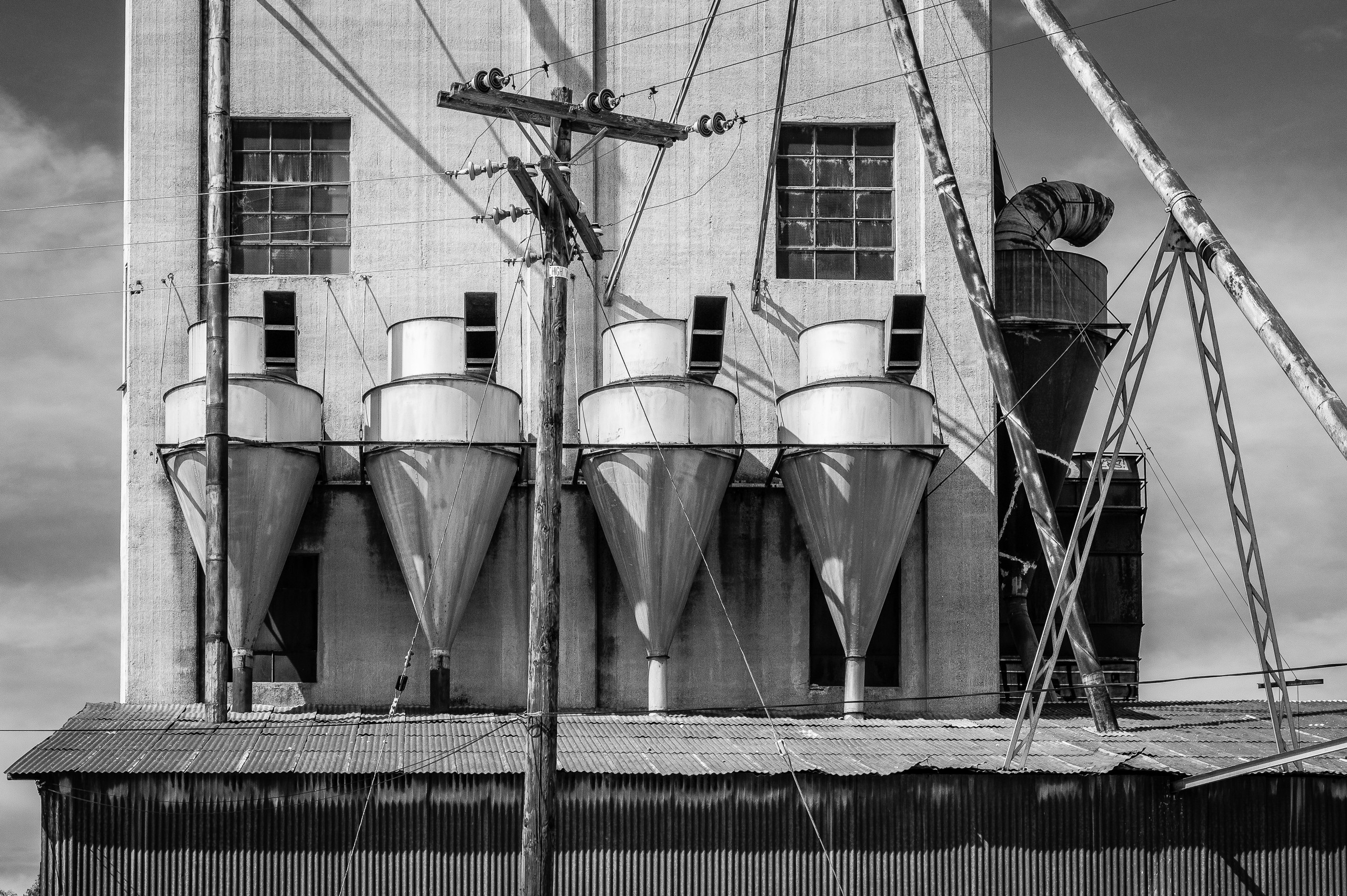 Conical Vents
