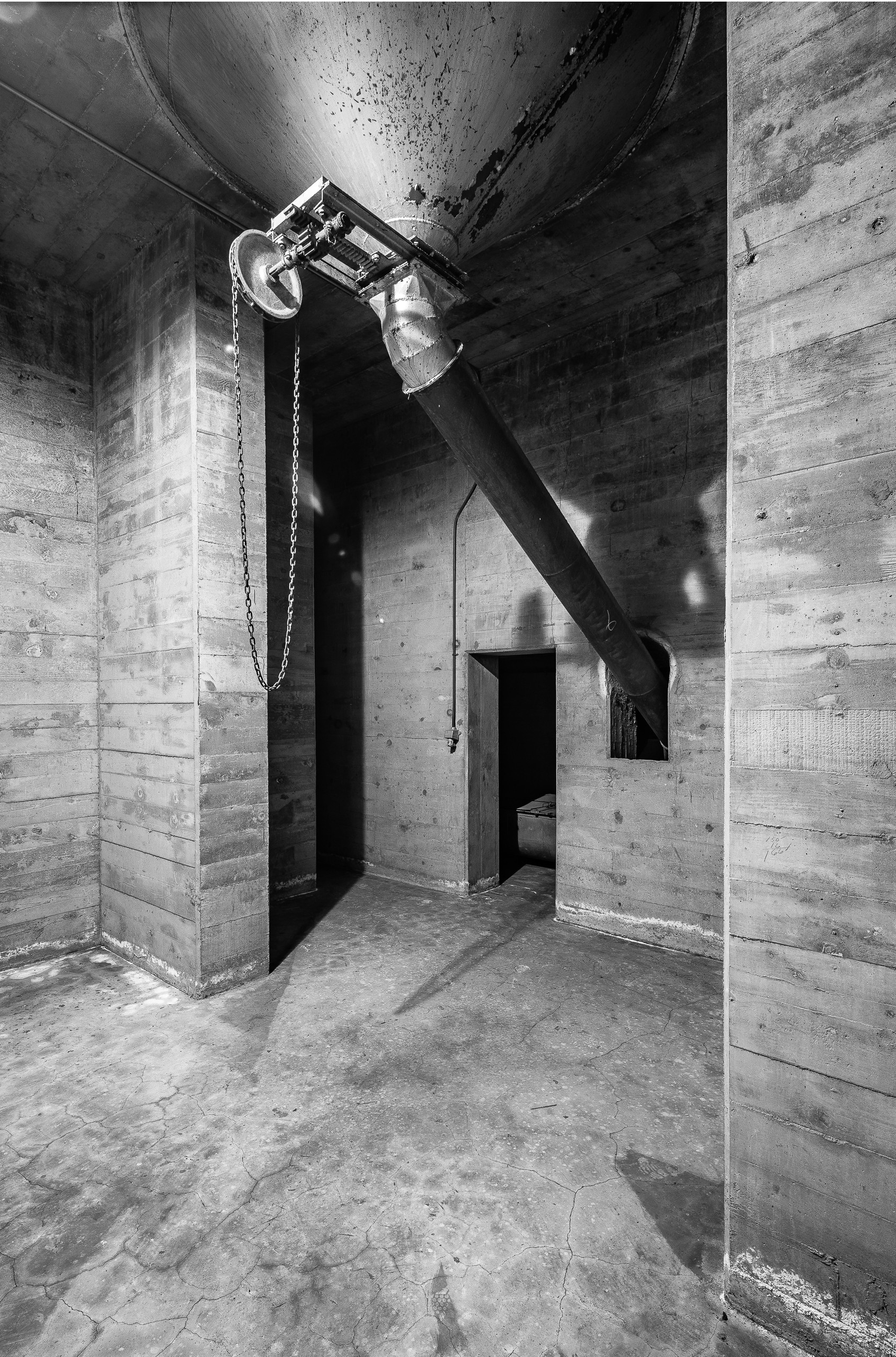 These Concrete Walls