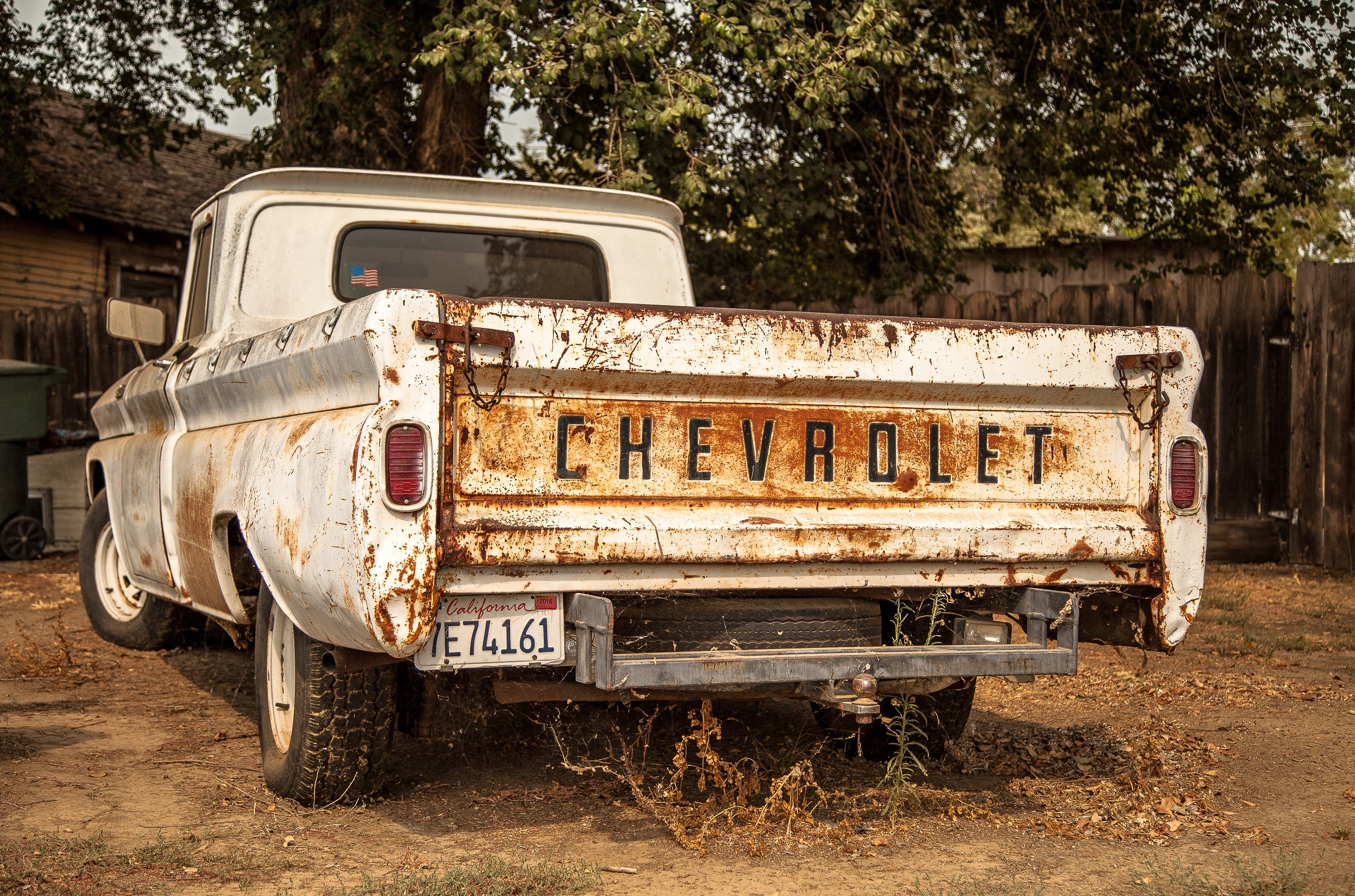 Rustic Chevy