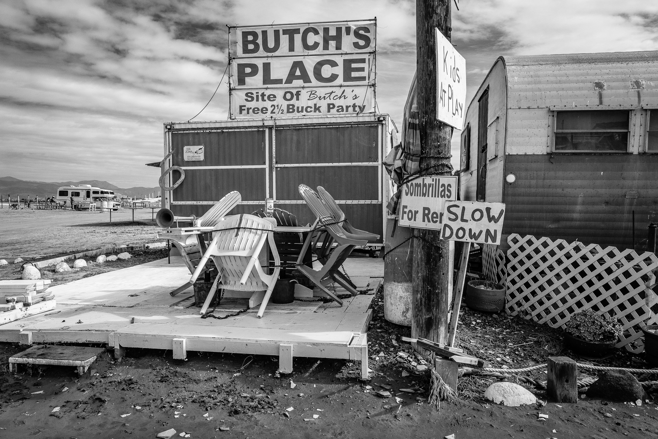 Butch's Place