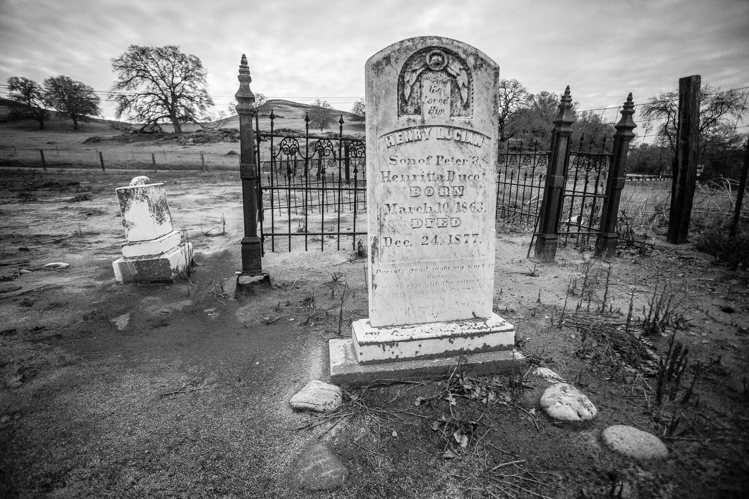 The Forgotten Grave Stone