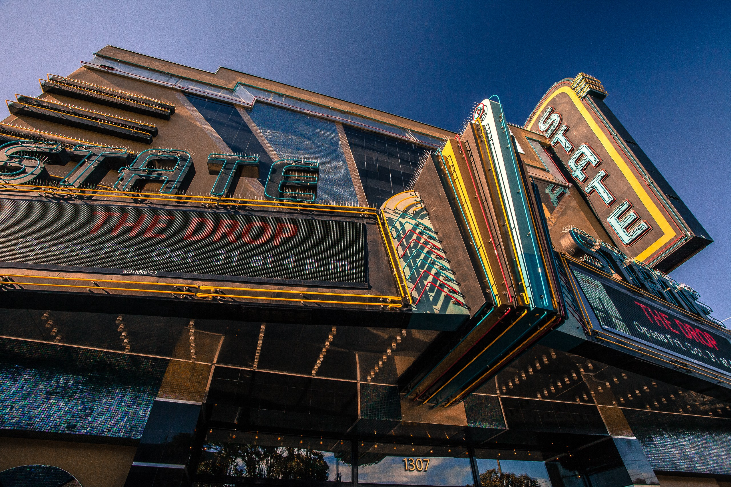 Matinee Marquee
