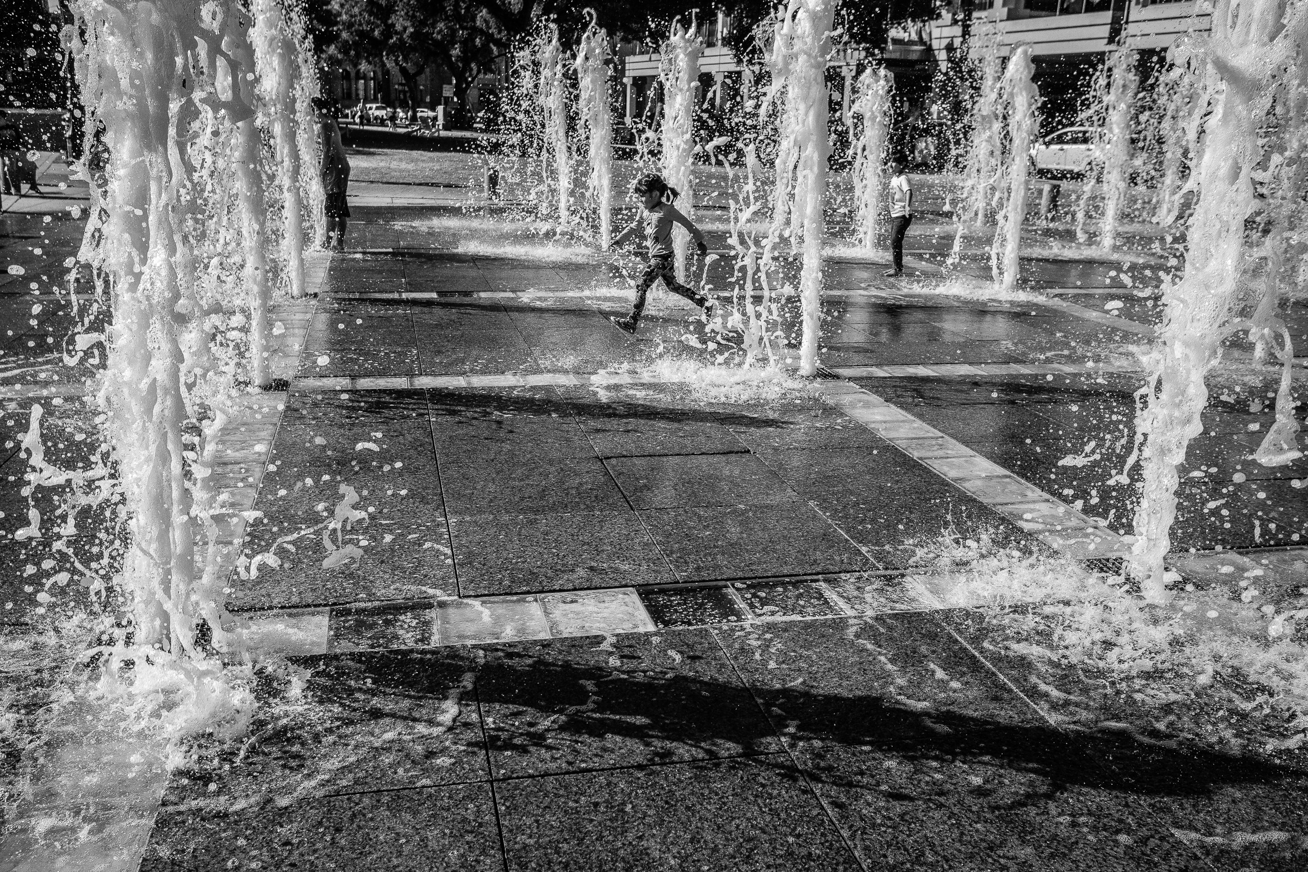 Fountain Fun
