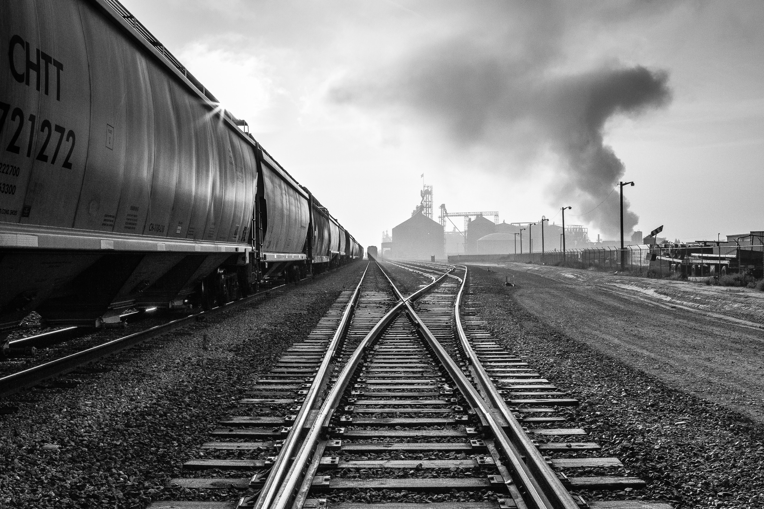 The Grain Train
