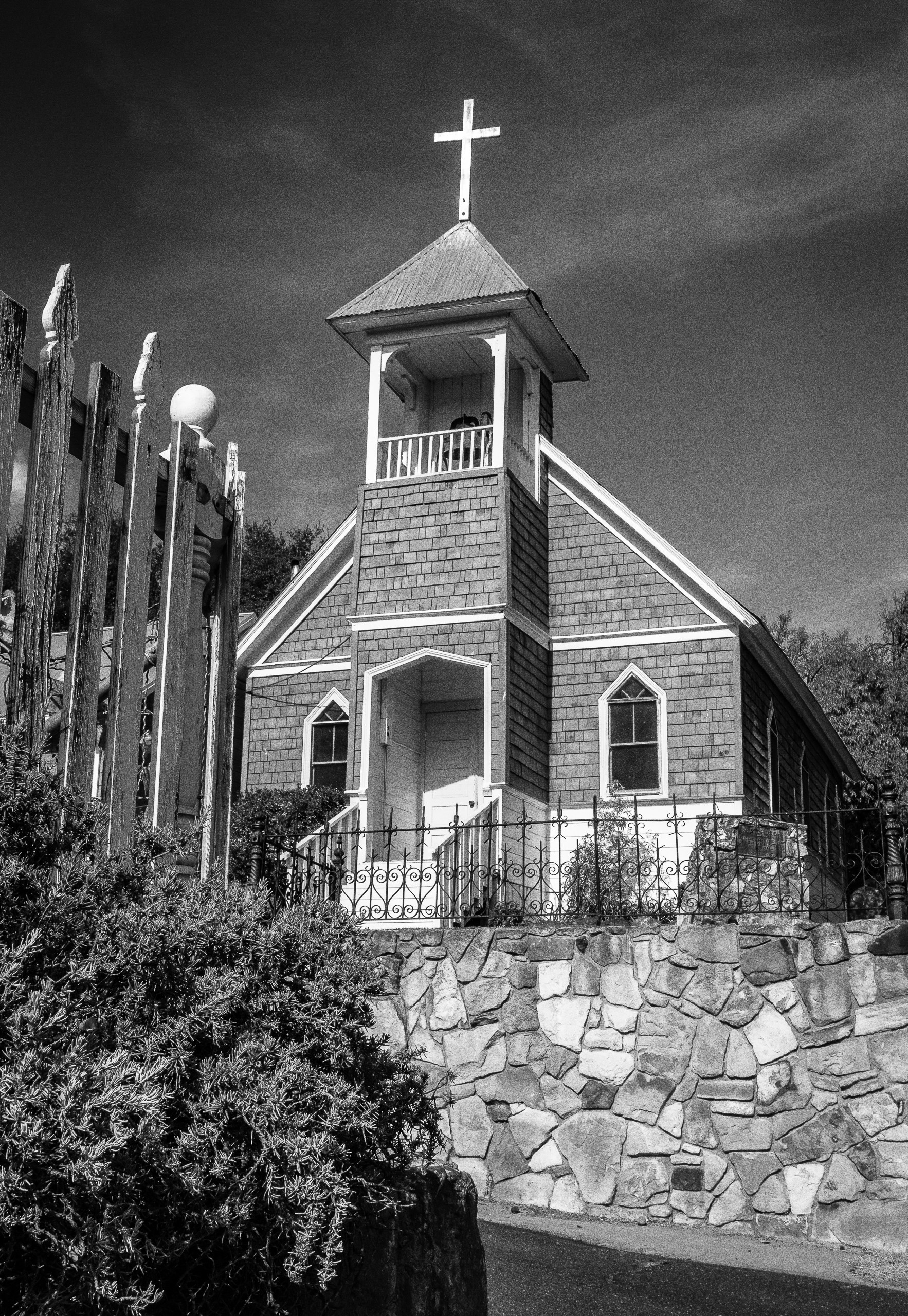 Knights Ferry Church