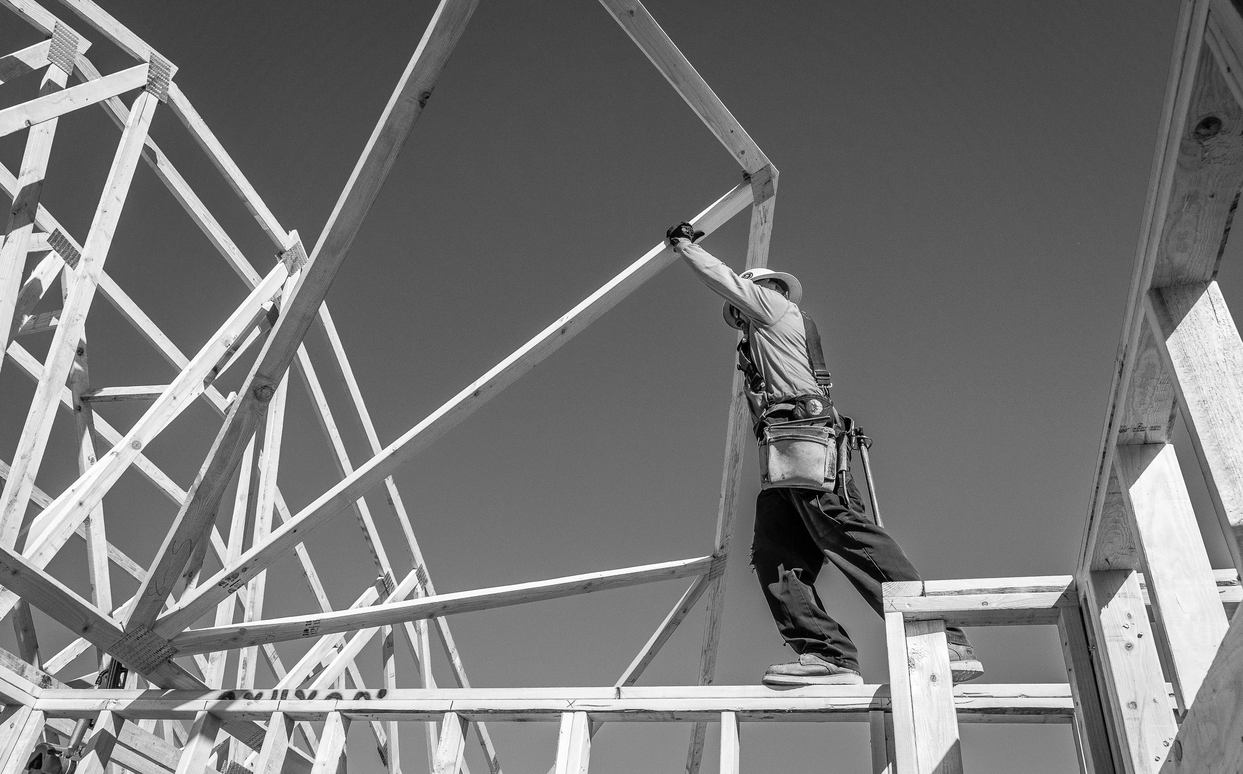 Rolling The Truss