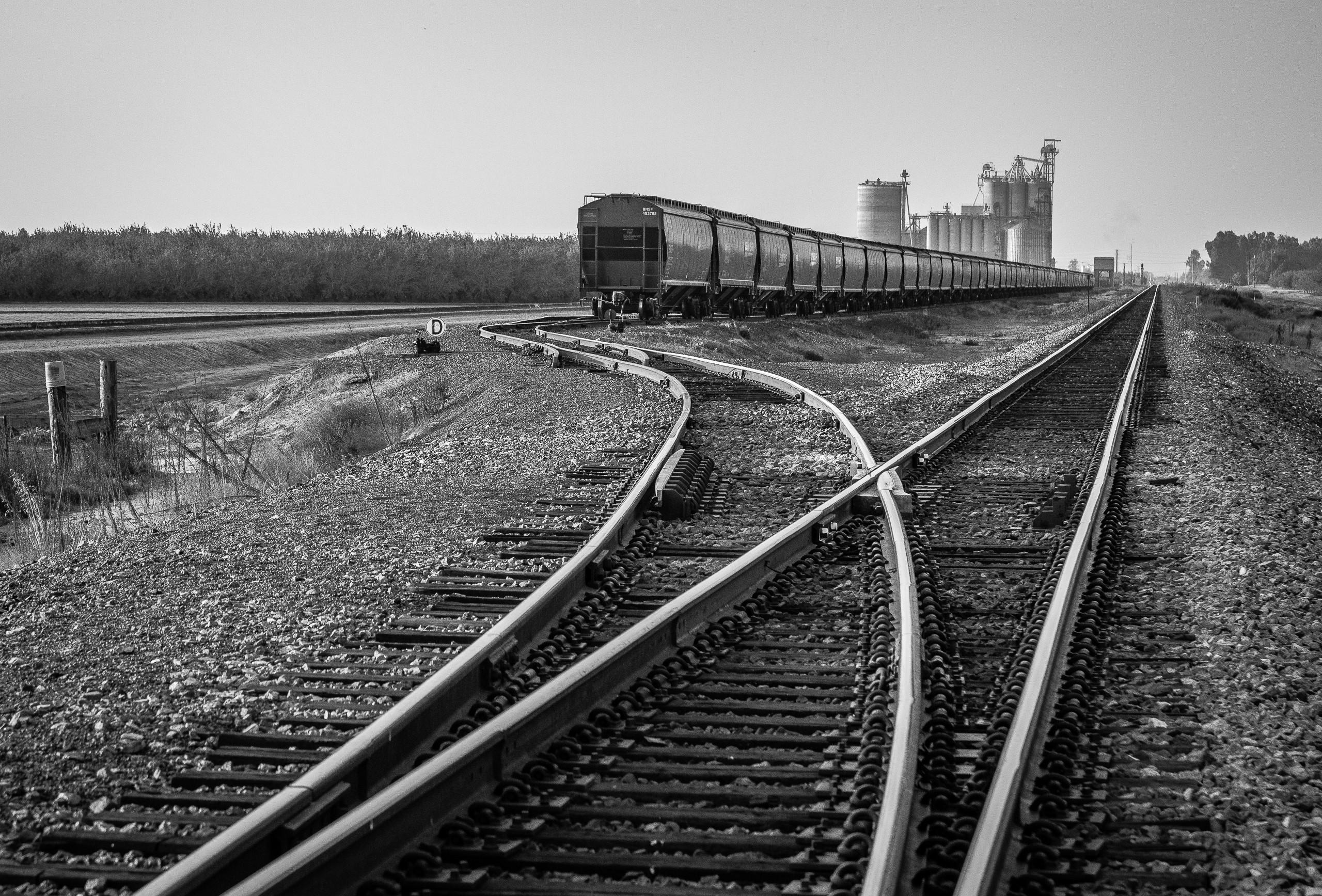 The Grain Train II
