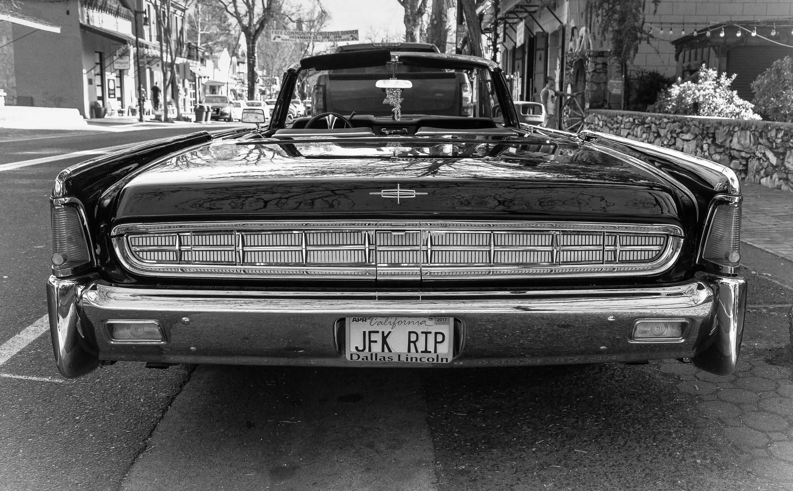 JFK RIP
