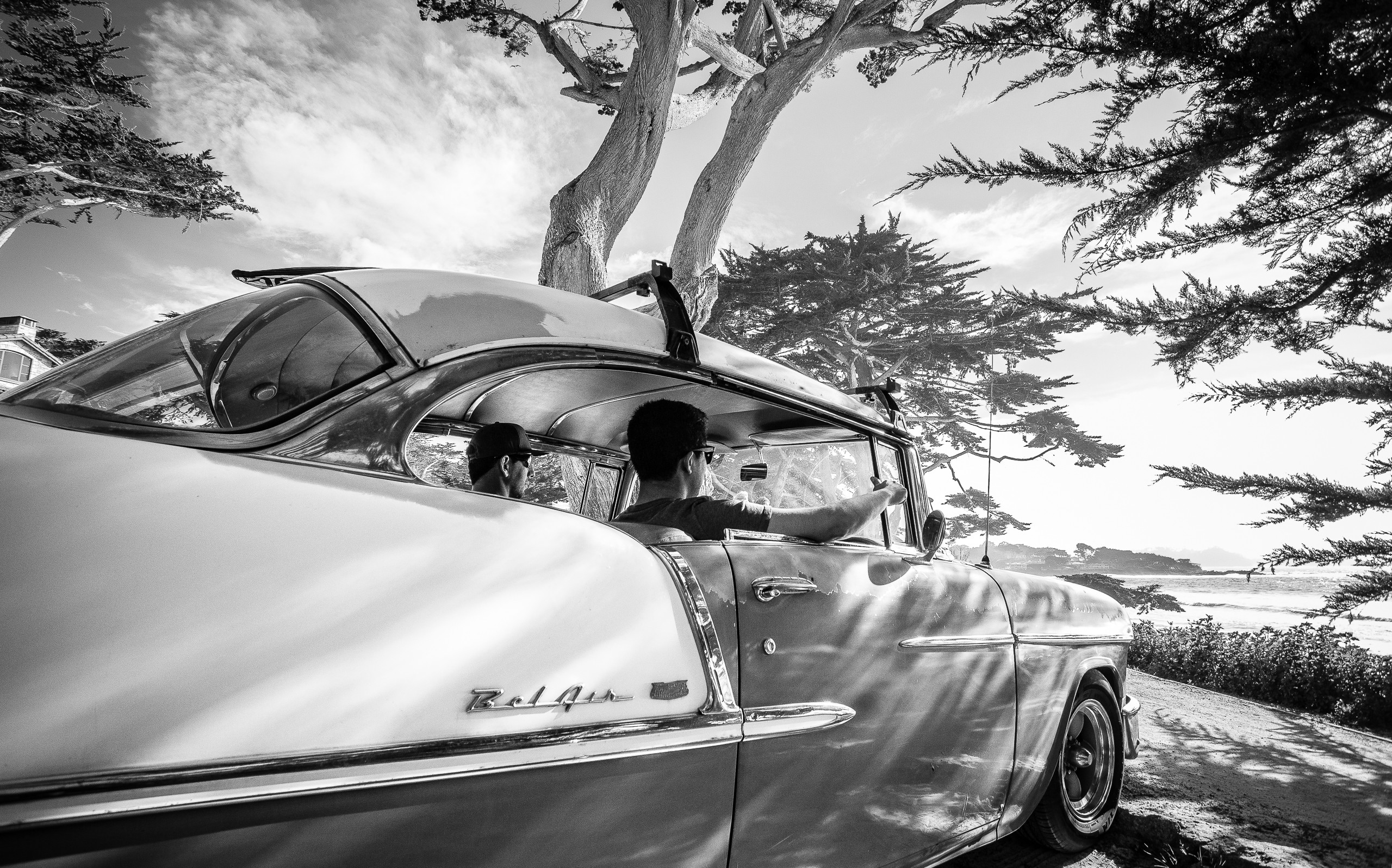Bel Air State Of Mind \ Carmel By The Sea, CA
