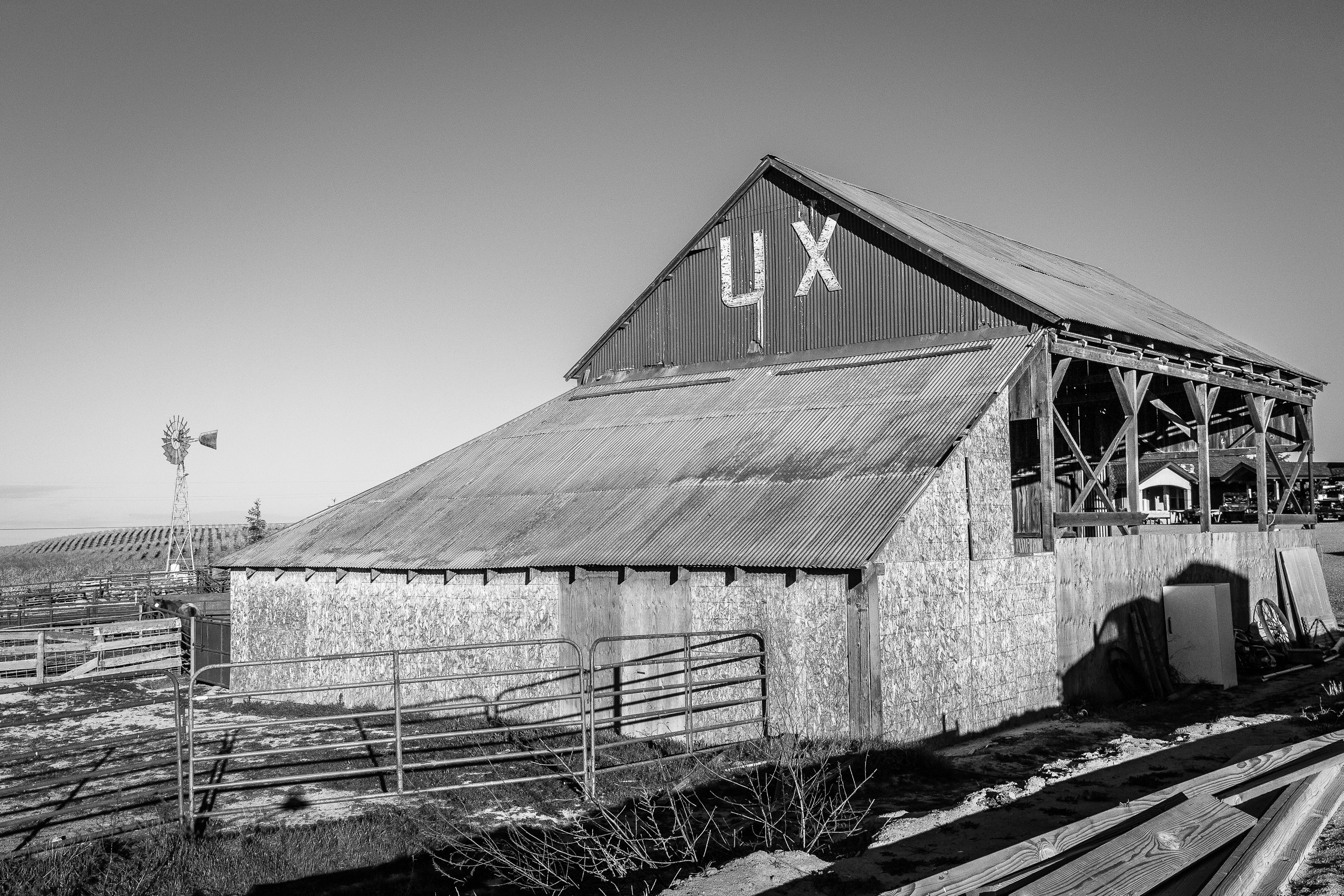 UX Brand and Barn