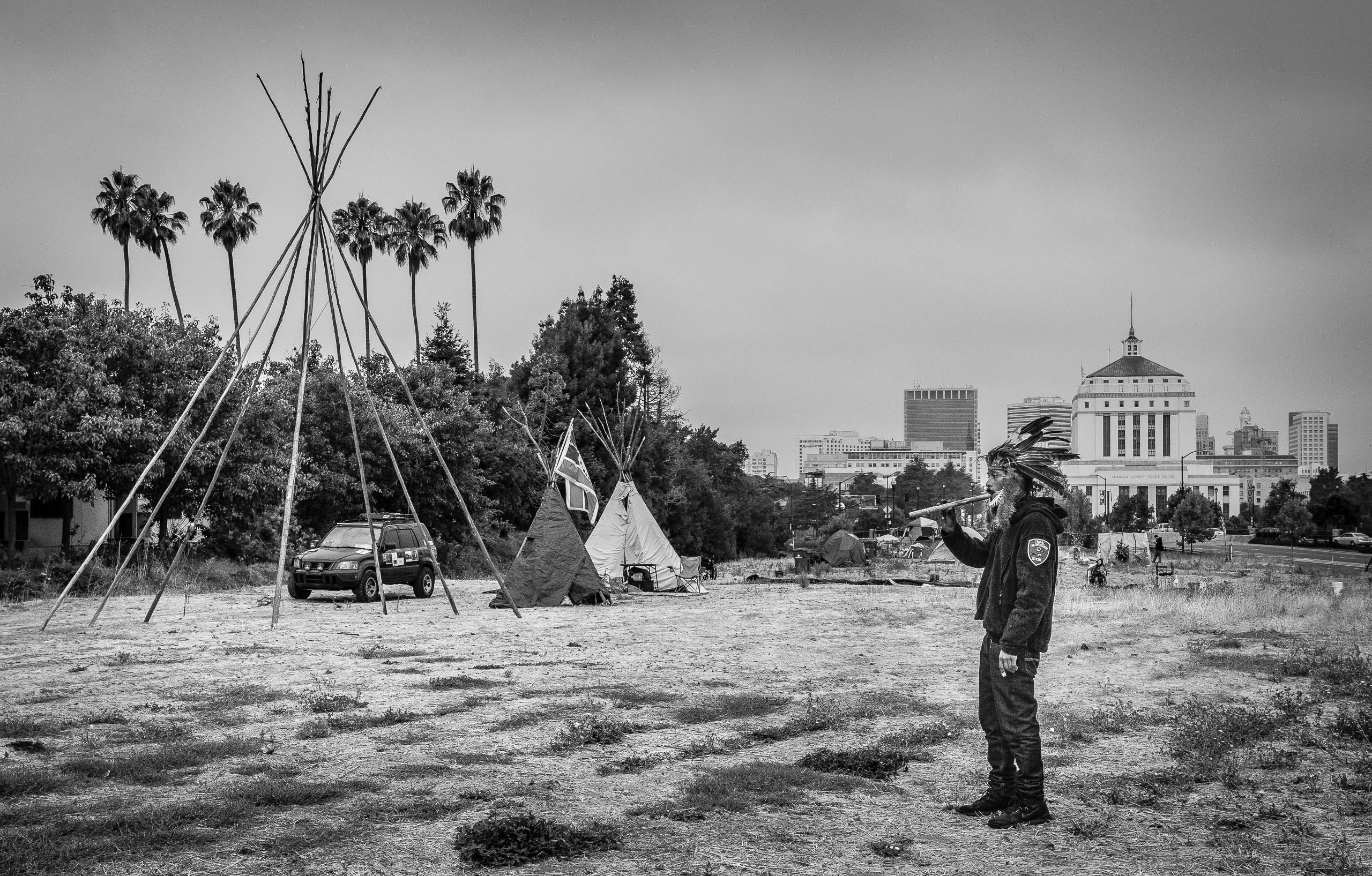Tribal Lands