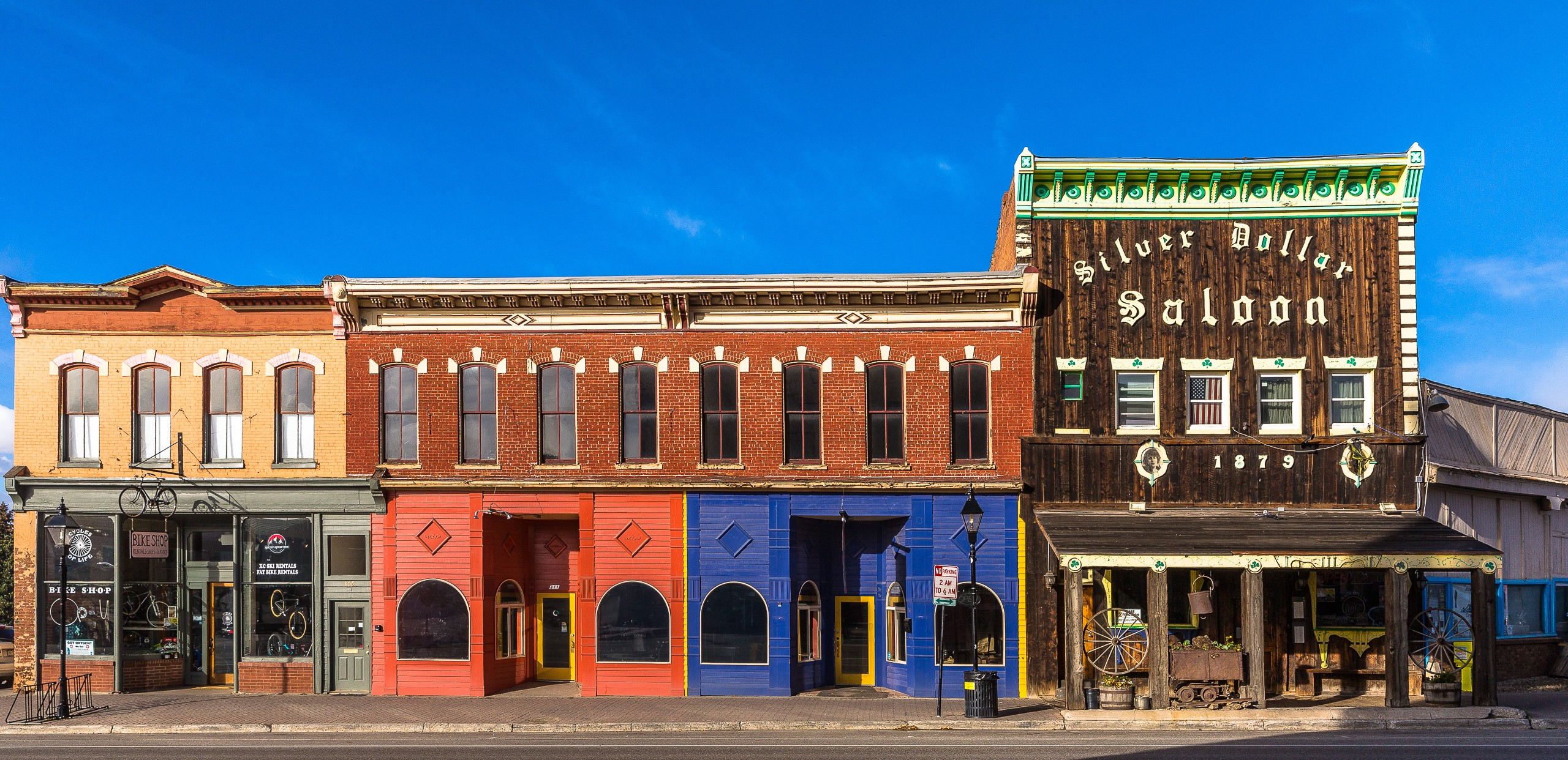 Main Street Leadville